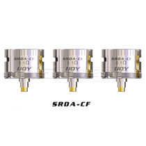 IJOY Combo SRDA-CF 0.1ohm Coil Pack Of 3 (MSRP $21.00)