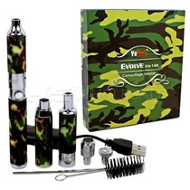 Yocan Evolve 3 in 1 Vaporizer Kit Camouflage Edition (MSRP $50.00)