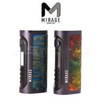 Lost Vape - Mirage DNA 75C 75W TC Box Mod Dark Grey Frame Edition (MSRP $155.00)