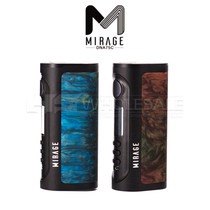 Lost Vape - Mirage DNA 75C 75W TC Box Mod Black Frame Edition (MSRP $155.00)