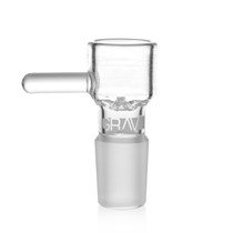 GRAV - 18mm Male Octobowl Clear Pack Of 5 (MSRP $15.00ea)