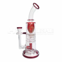 Legend Glass Water Pipe (MSRP $180.00)