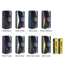 Ijoy Diamond PD270 234W Box Mod Including 2 x 20700 Batteries (MSRP $70.00)