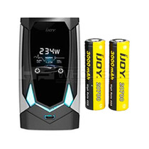 Ijoy Avenger 270 Voice Control Mod Including 2 x 20700 Batteries (MSRP $135.00)