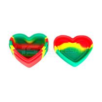 Heart Shape Silicone Jar (MSRP $4.00)