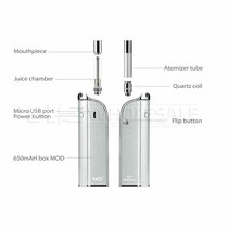 Yocan Stealth Kit (MSRP $30.00)