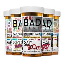 Bad Drip Salts E-Liquid 30ML (MSRP $25.00)