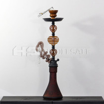Zezo Medium Hearts Hookah (MSRP $59.99)