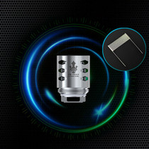 Smok TFV12 Prince Strip Mesh Replacement Coils Pack Of 3 (MSRP $20.00)