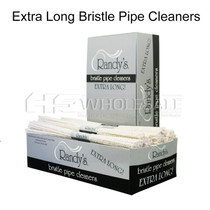 Randy's Extra Long Bristle Pipe Cleaners (24 Per Bundle) Display of 30 *Drop Ship* (MSRP $1.75 Each)