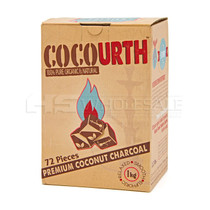 Cocourth Premium Coconut Charcoal (MSRP $15.00-$18.00)