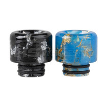 510 Style Starry Resin Drip Tip - Assorted Pack Of 5 (MSRP $5.00ea)