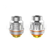 Voopoo UForce U4 Replacement Coils - Pack Of 5 (MSRP $20.00)