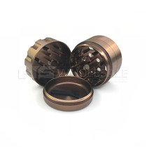50mm 4 Part Anodized Heavy Grinder (MSRP $16.00)