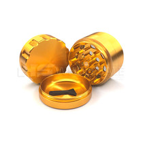 55mm 4 Part Anodized Heavy Grinder (MSRP $18.00)