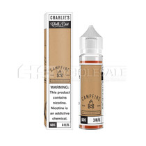 Campfire By Charlie's Chalk Dust E-Liquid 60ML *Drop Ship* (MSRP $21.99)