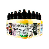 The Mad Alchemist Premium E-Liquid 120ML *Drop Ship* (MSRP $24.99)