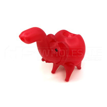 Elephant Frosted Hand Pipe (MSRP $16.00)