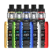 Smok - E-Priv 230W TC Kit with TFV12 Prince Tank (MSRP $85.00)
