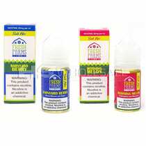 Nic Salt By Fresh Farms E-Liquid 30ML 50MG *Drop Ship* (MSRP $19.99)