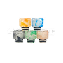 Luminous Resin Drip Tips - Assorted Pack of 5 (MSRP $10.00ea)