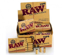 RAW 949 UNBLEACED PRE-ROLLED TIPS 20PACKS/BOX