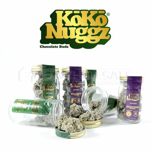 KoKo Nuggz Chocolate Budz 4.5oz (MSRP $29.99)