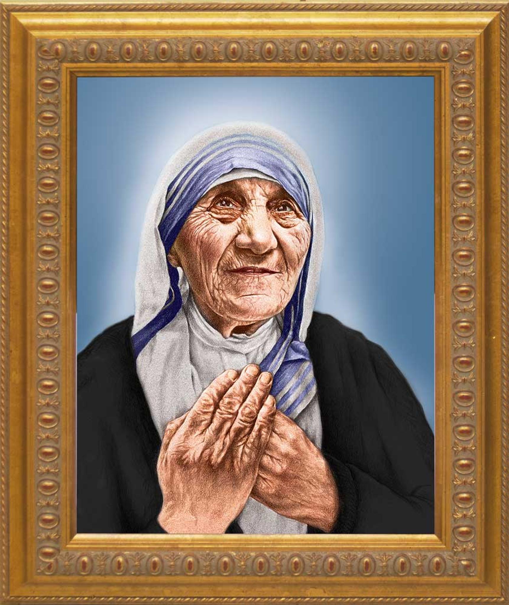 BADBOYS DELUXE: SAINT (MOTHER) TERESA OF CALCUTTA - AGNES