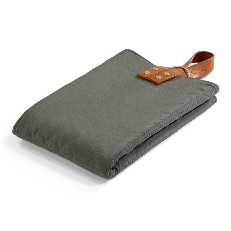 The Cosmo Travel Bed - Pebble_Small_Folded_www.hugoanodotto.com