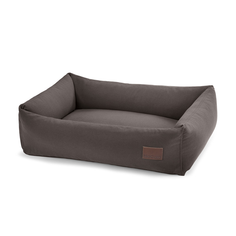 Dog Bed - Scala Box Dog Bed Sepia_Sleep_Box Beds_www.hugoandotto.com