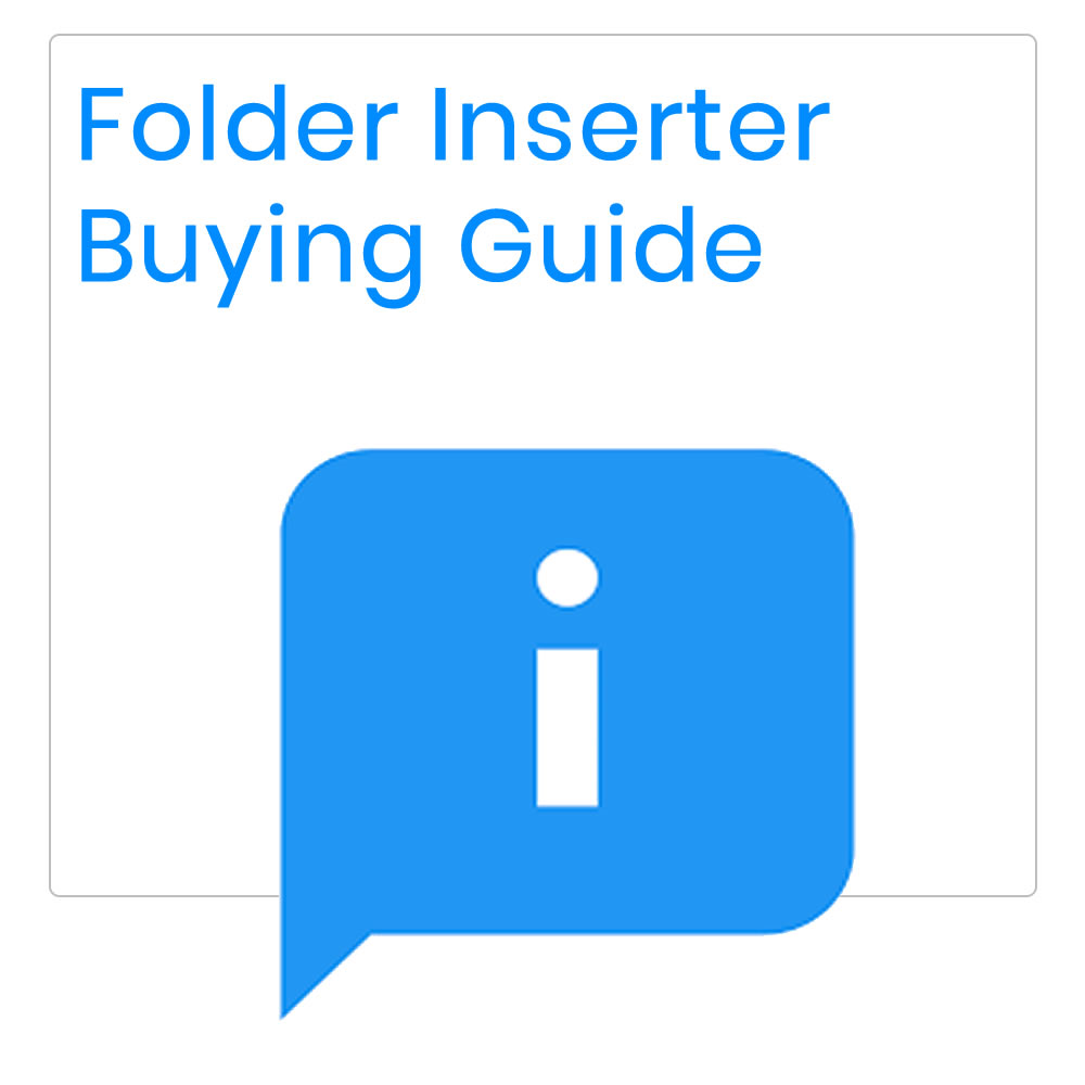 Folder Inserter Buying Guide