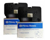 Original Pitney Bowes B700 Franking Ink Ribbon - 2 Pack