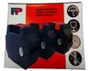 Original RED Francotyp Postalia FP T1000 Franking Ink Cartridge Ribbons - 3 Pack