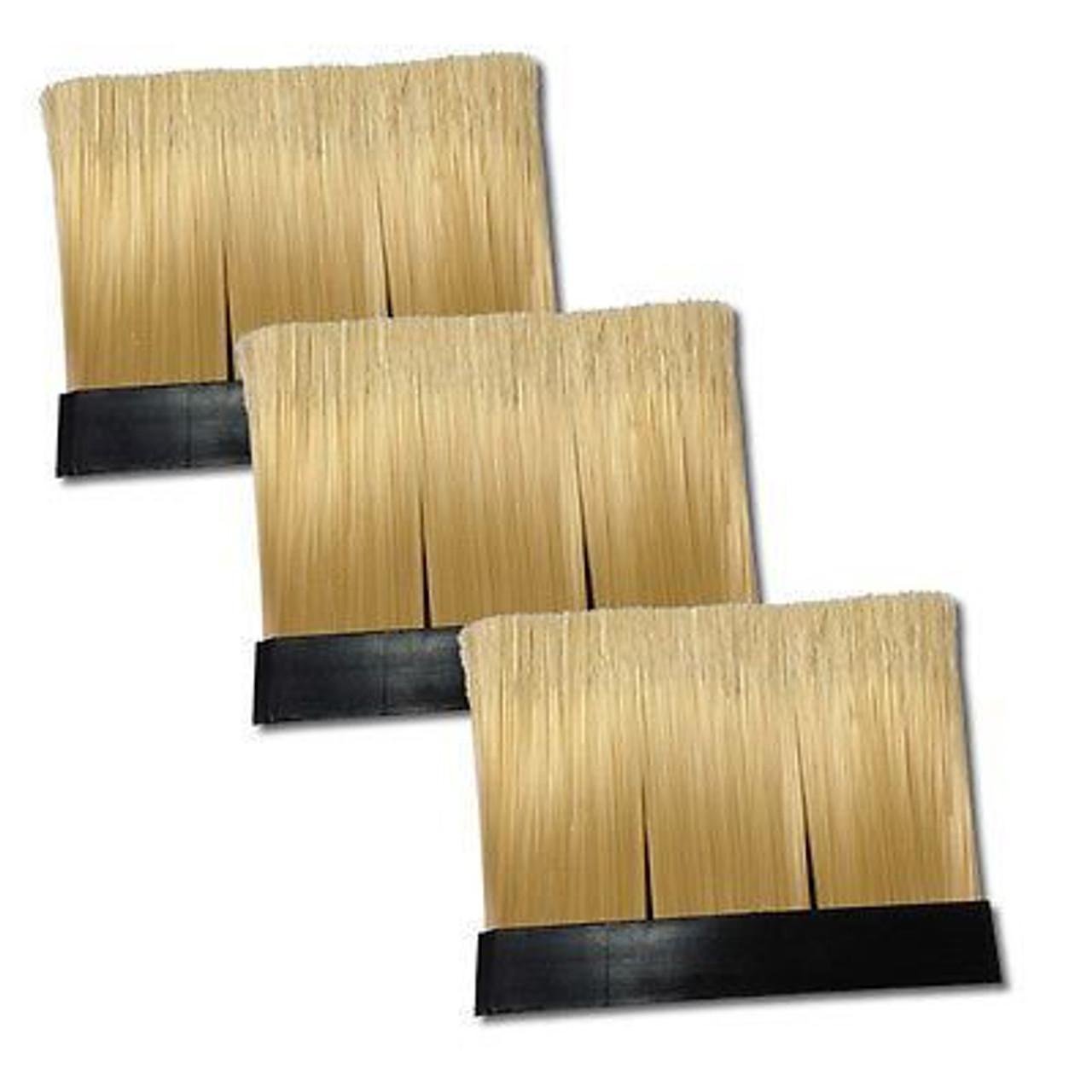 Moistening Brush Set of 3 for Neopost DS-35 SI30 FPI 600