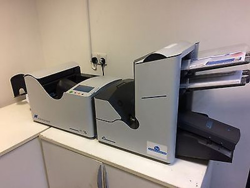 Neopost SI-72 / SI-76 - 2 Station Folder Inserter Machine - REFURBISHED