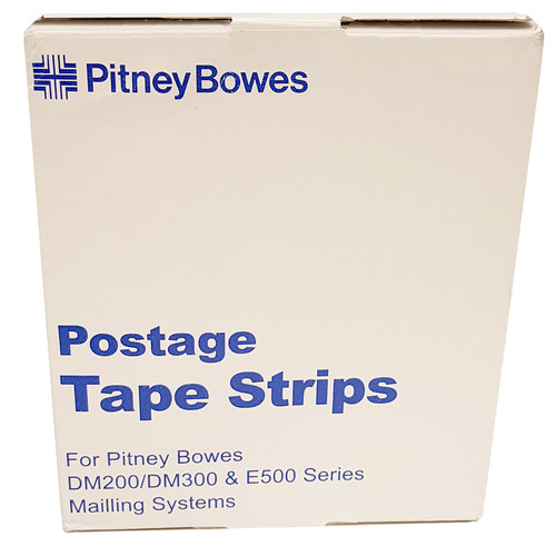 300 Pitney Bowes Original Franking Machine Labels for DM200 DM300 & E500 - Singles
