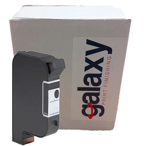 Compatible BLACK HP Versatile C6195A Fast-Dry Franking Ink Cartridge