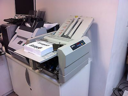 Galaxy FM600 - A3 A4 A5 B6 Paper Folding Machine - REFURBISHED