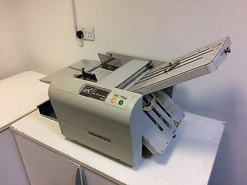 Superfax PF215 - A3 A4 A5 Paper Folding Machine - REFURBISHED
