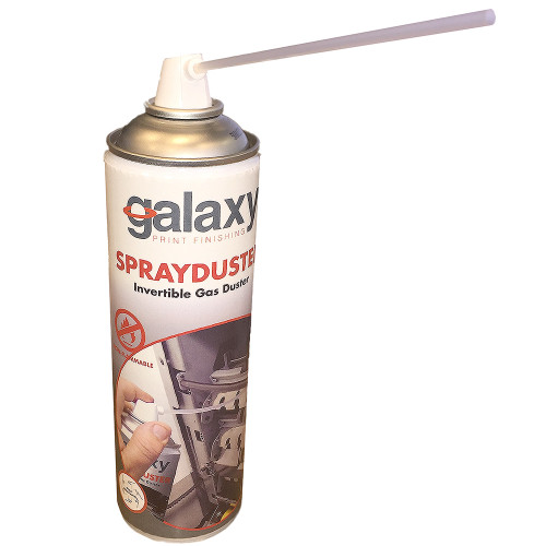 Galaxy Compressed Air Invertible Gas Spray Duster Cleaner- 200ml
