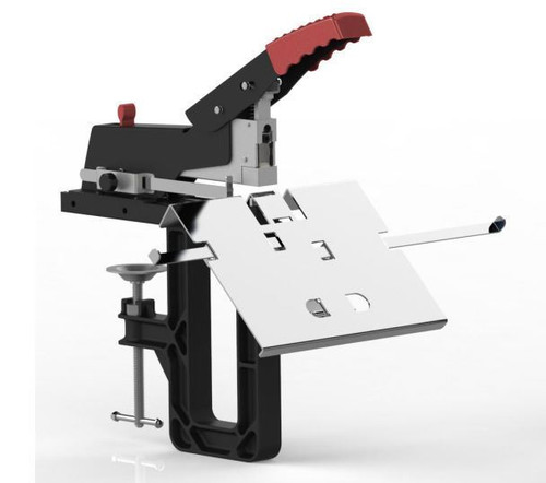 Galaxy HU-GO 130 Single Saddle / Flat Stapler with Clamp