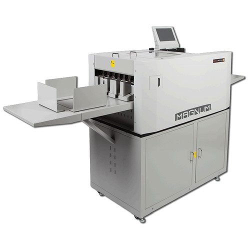 Magnum MCC-35AS Fully-Automatic Business Card Cutter with Perforation and Crease