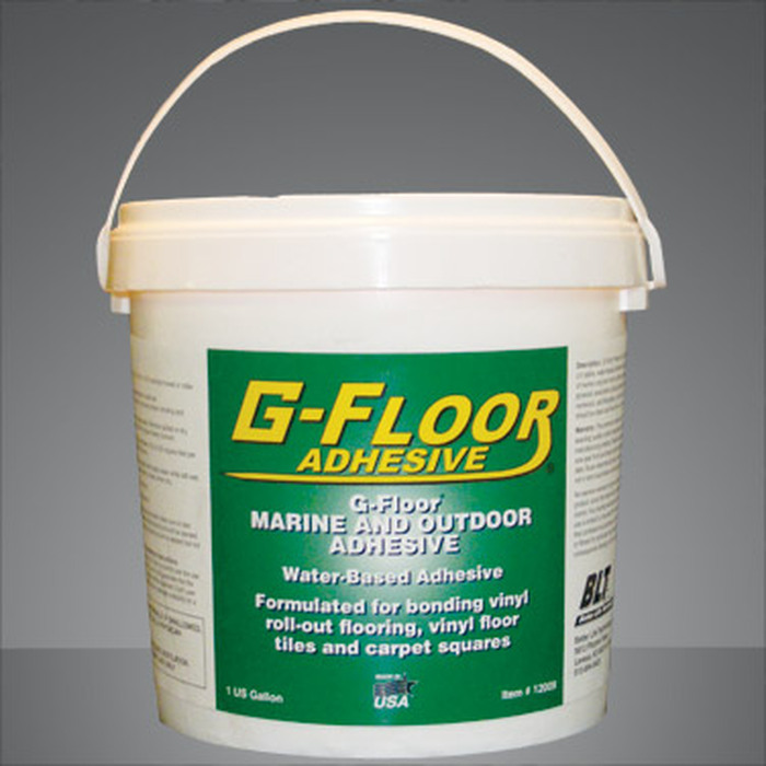 G-Floor Marine and Outdoor Adhesive (1 or 4 Gallon)