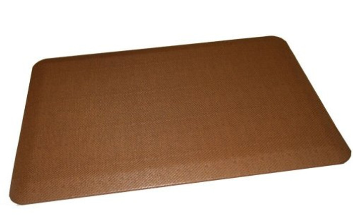 Comfort Craft Anti Fatigue Mat Reed Pattern Beechwood