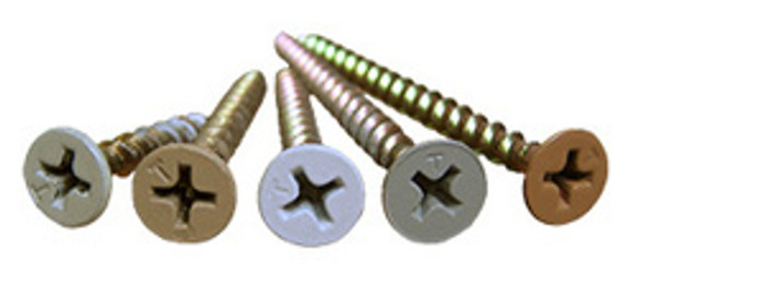 Storewall Installation Screws