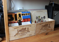 11 Cool Ways to Store Vinyl (That Special Record)