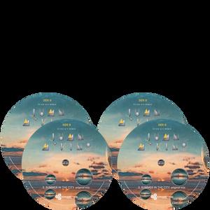 """12"""" Center Label (Double Set)"""