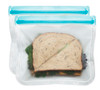 (re)zip Lay-Flat Lunch Leakproof Reusable Storage Bag (2-pack)