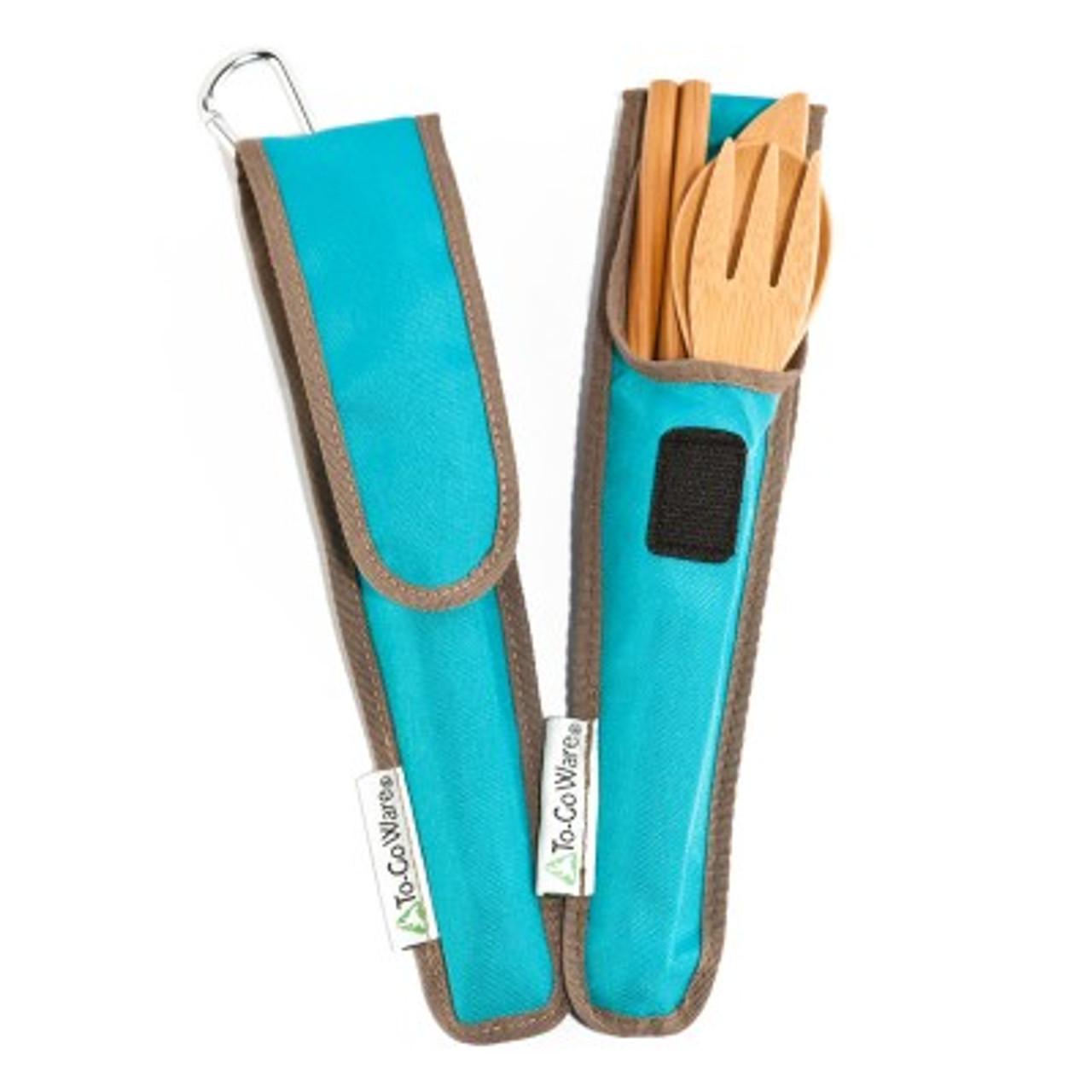To Go Ware Reusable Bamboo Utensil Set Eco Friendly