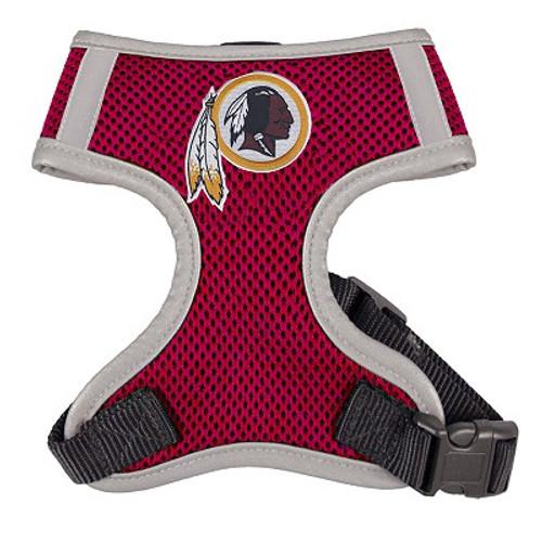 NFL Washington Redskins Mesh Dog Harnesses  3ba2a7c50